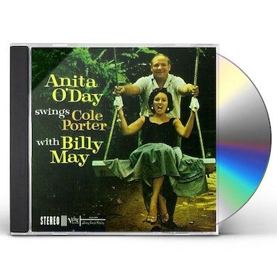 Anita O'Day SINGS COLE PORTER CD