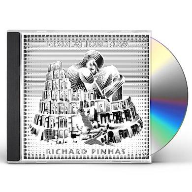 Richard Pinhas DESOLATION ROW CD