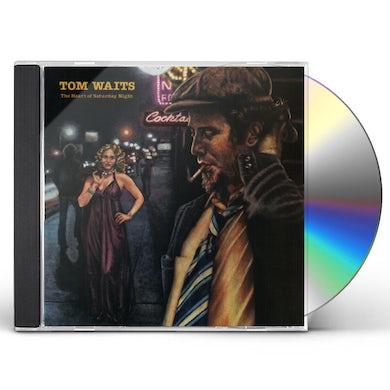 Tom Waits HEART OF SATURDAY NIGHT CD