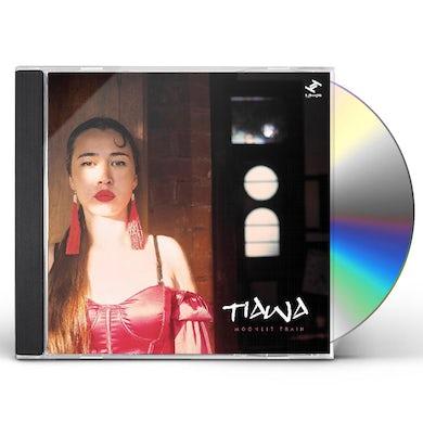 Tiawa Moonlit Train CD