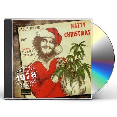 Jacob Miller NATTY CHRISTMAS CD
