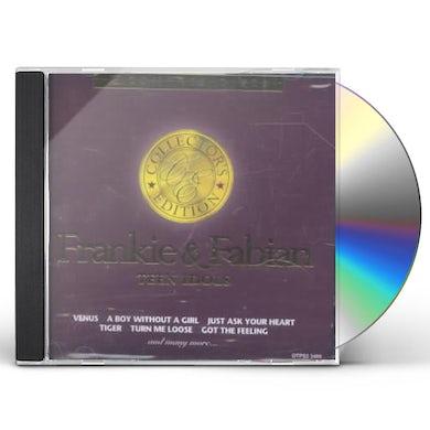 Frankie & Fabian Teen Idols Collector CD