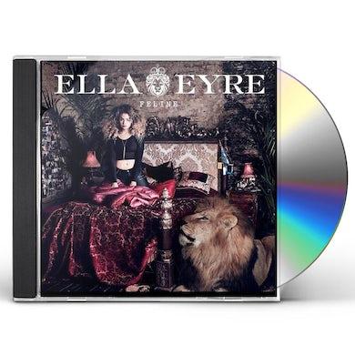 Ella Eyre FELINE: DELUXE CD