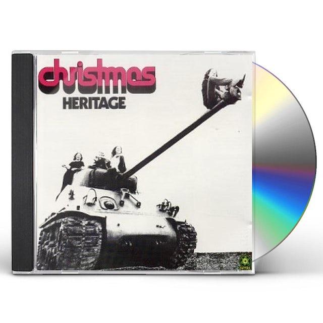 Christmas HERITAGE CD