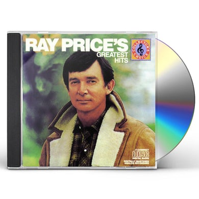 Ray Price GREATEST HITS CD