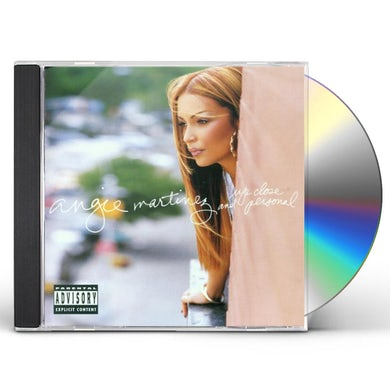 UP CLOSE & PERSONAL CD
