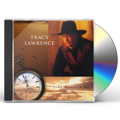 Tracy Lawrence TIME MARCHES ON CD
