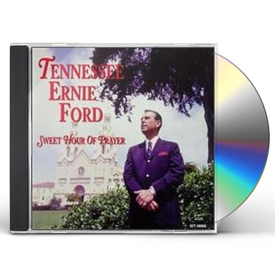 Tennessee Ernie Ford SWEET HOUR OF PRAYER CD