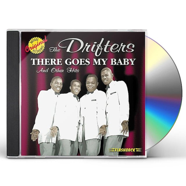 Drifters THERE GOES MY BABY & OTHER HITS CD