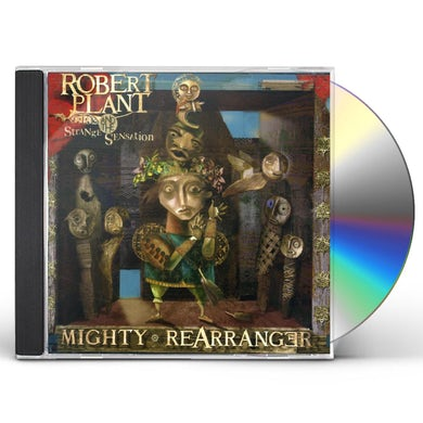 Robert Plant MIGHTY REARRANGER CD