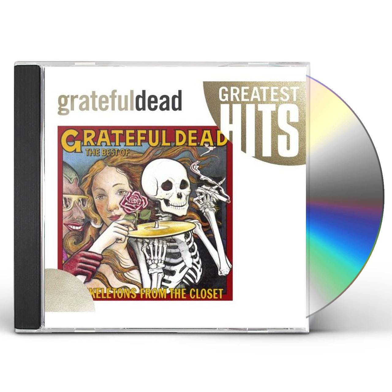 Grateful Dead Best Of Skeletons From The Closet Greatest Hits Cd