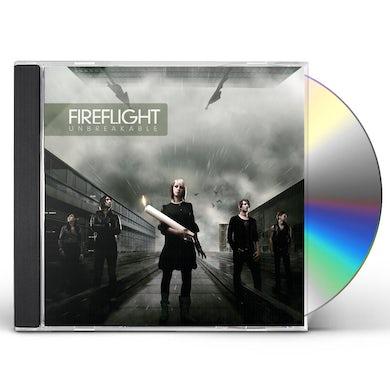 Fireflight UNBREAKABLE CD