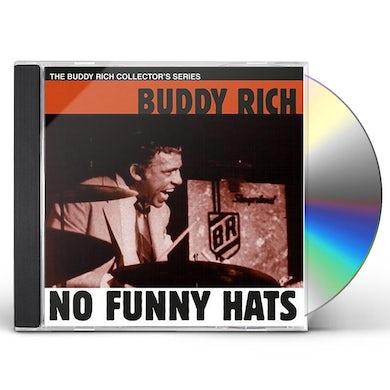 Buddy Rich NO FUNNY HATS CD