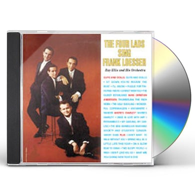 Four Lads SING FRANK LOESSER CD