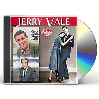 Jerry Vale THERE GOES MY HEART & I HEAR A RHAPSODY CD