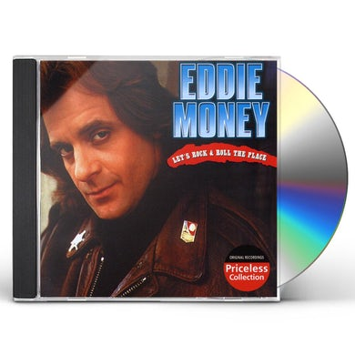 Eddie Money LET'S ROCK & ROLL THE PLACE CD