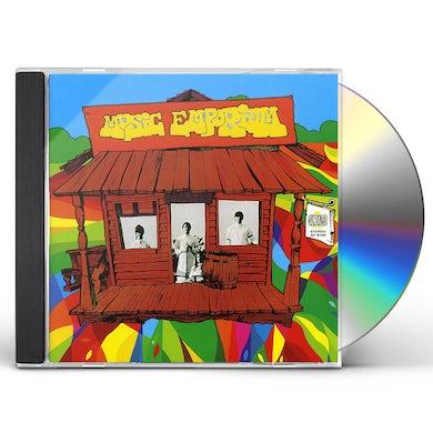 MUSIC EMPORIUM CD