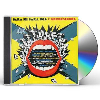 Turf PARA MI PARA VOS: REVERSIONES CD