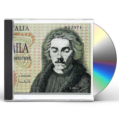 Claudio Lolli ASPETTANDO GODOT CD