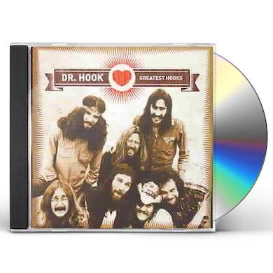Dr Hook GREATEST HOOKS CD