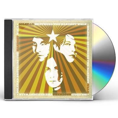 HARDEST WALK CD