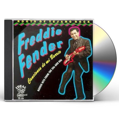 Freddy Fender CANCIONES DE MI BARRIO CD