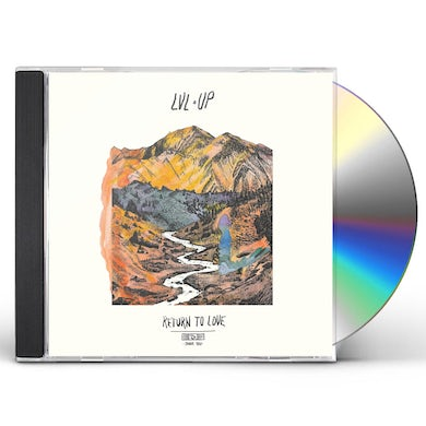 LVL UP RETURN TO LOVE CD