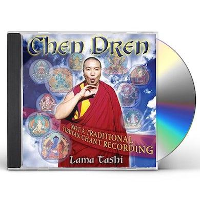 Lama Tashi CHEN DREN CD