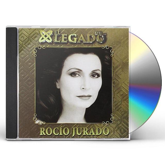 EL LEGADO DE ROCIO JURADO CD