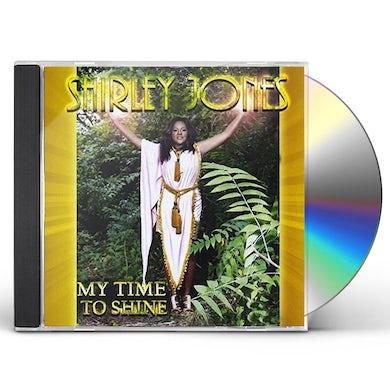 Shirley Jones MY TIME TO SHINE CD