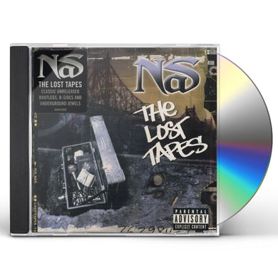 Nas LOST TAPES CD