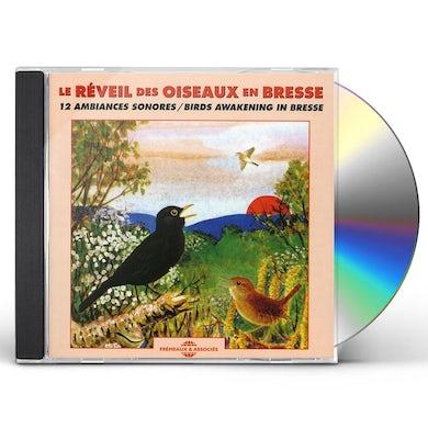 Sounds of Nature BIRDS AWAKENING IN BRESSE CD