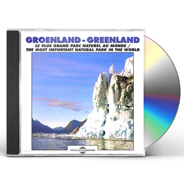 Sounds of Nature GREENLAND: MOST IMPORTANT NATURAL PARK IN THE CD