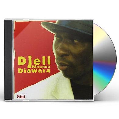Djeli Moussa Diawara SINI CD