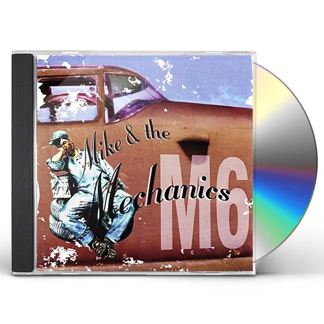 Mike + The Mechanics M6 CD