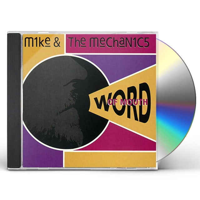 Mike + The Mechanics WORD OF MOUTH CD