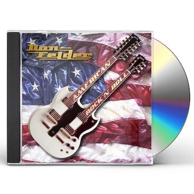 Don Felder AMERICAN ROCK 'N' ROLL CD