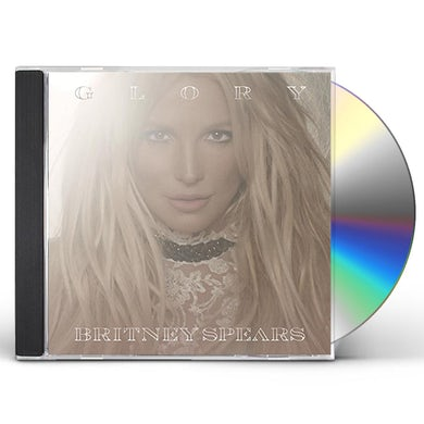 Britney Spears GLORY CD