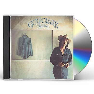 Guy Clark OLD NO 1 CD