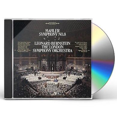 MAHLER: SYMPHONY 8 CD
