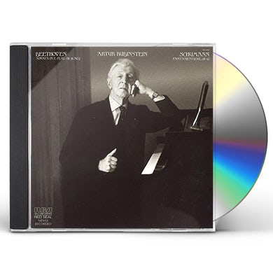 Arthur Rubinstein RUBINSTEIN'S LAST SOLO RECORDINGS CD