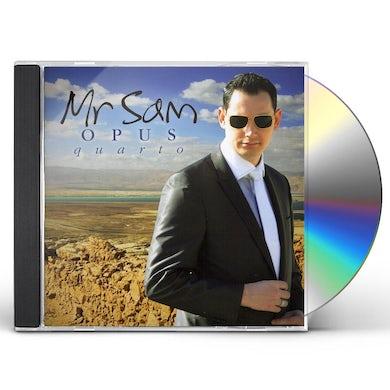OPUS QUARTO CD