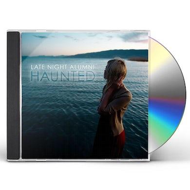 Late Night Alumni HAUNTED CD