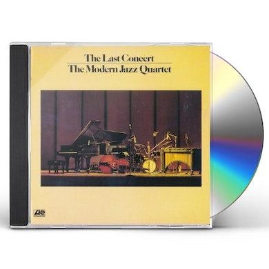 The Modern Jazz Quartet LAST CONCERT 1 CD