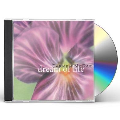 Carmen McRae DREAM OF LIFE CD