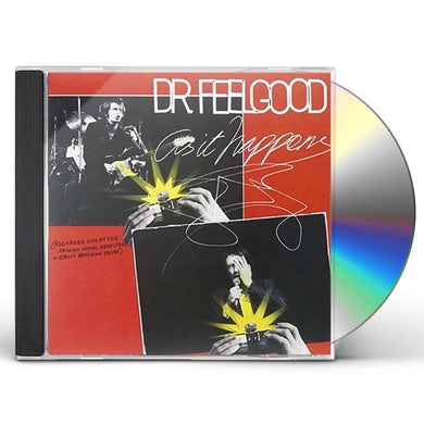 Dr Feelgood AS IT HAPPENS CD