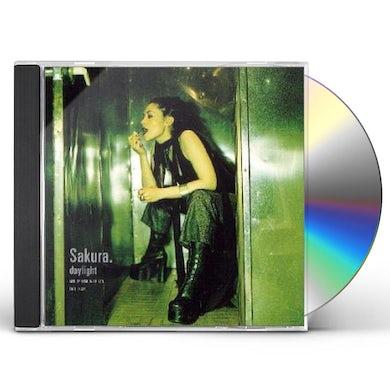 sakura DAYLIGHT CD