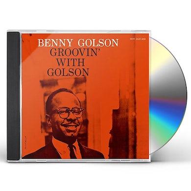 Benny Golson GROOVIN WITH GOLSON CD