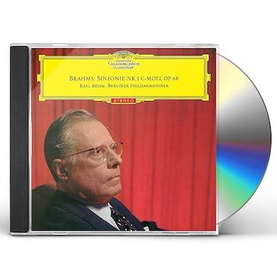 Karl Bohm BRAHMS: SYMPHONY 1 CD