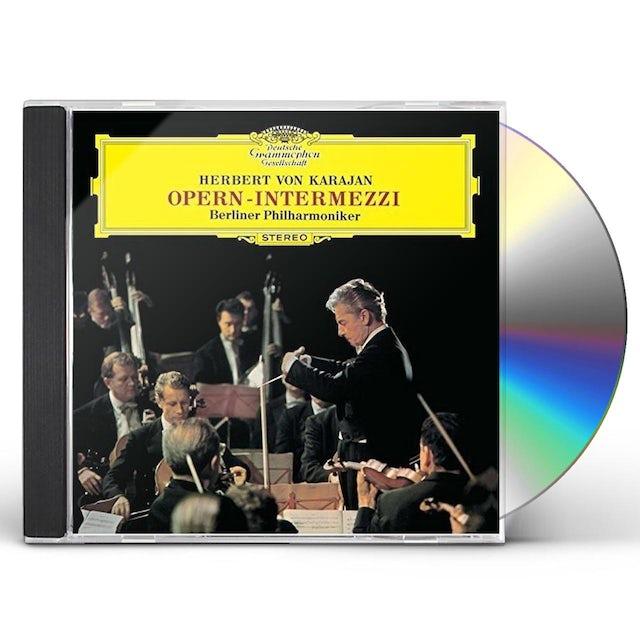Herbert Von Karajan OPERN-INTERMEZZI CD